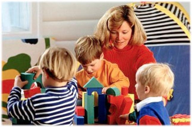 В детский сад с удовольствием!