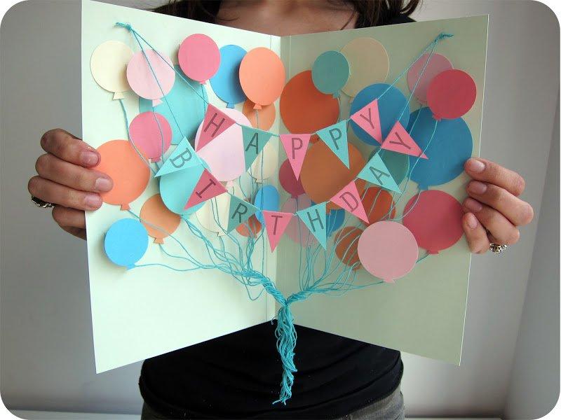 Фото подарок своими руками на день рождения