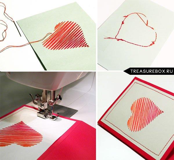 Как сделать любимому открытку своими руками