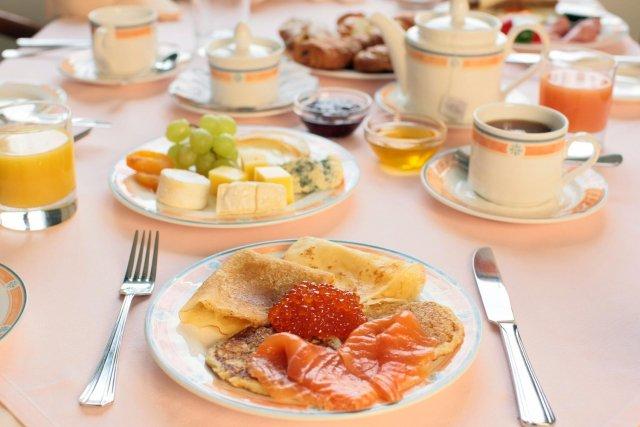 что пить на завтрак правильное питание