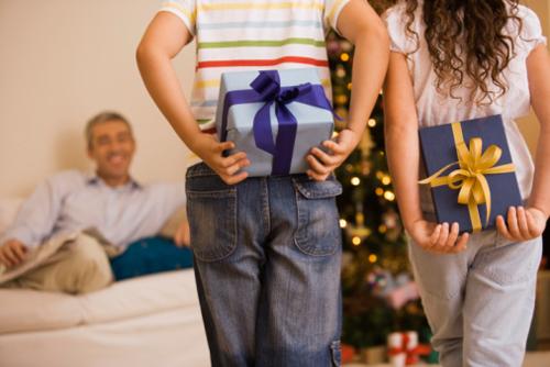 Как сделать маме и папе подарок своими