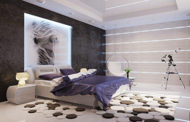 Дизайн спальни детей
