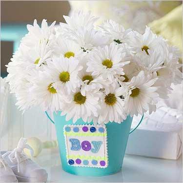 Фото цветы на рождение сына