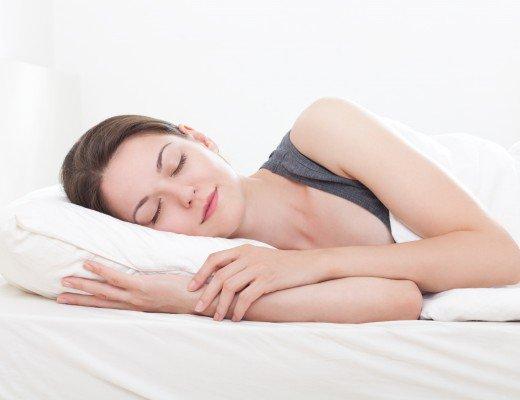 В какой позе лучше всего спать