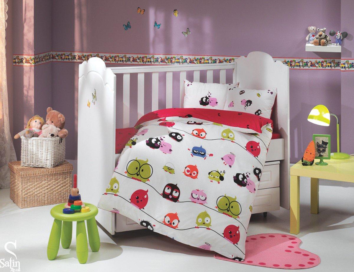 Как сшить постельный комплект в детскую кроватку фото 244