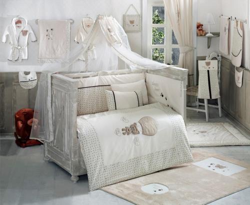 Детские комплекты постельного белья в кроватку своими руками 15