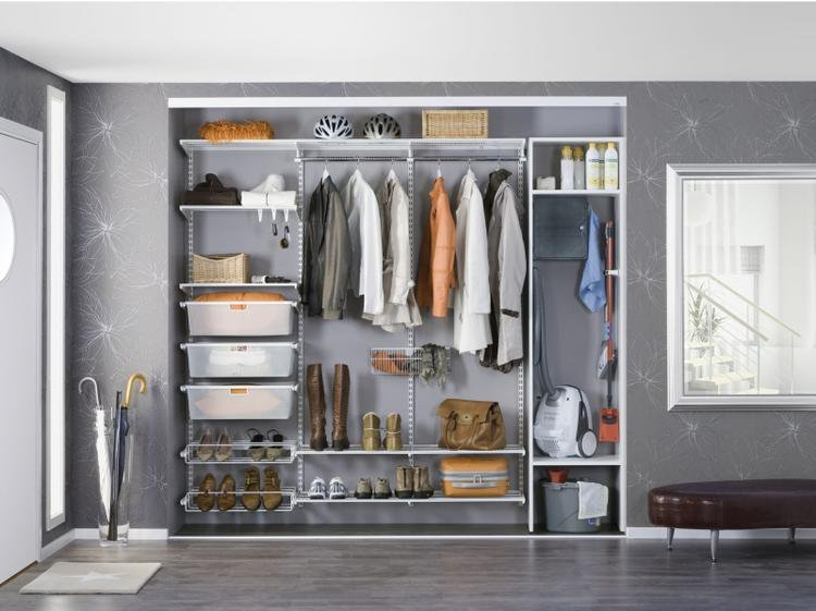 Встроенная мебель своими руками шкаф