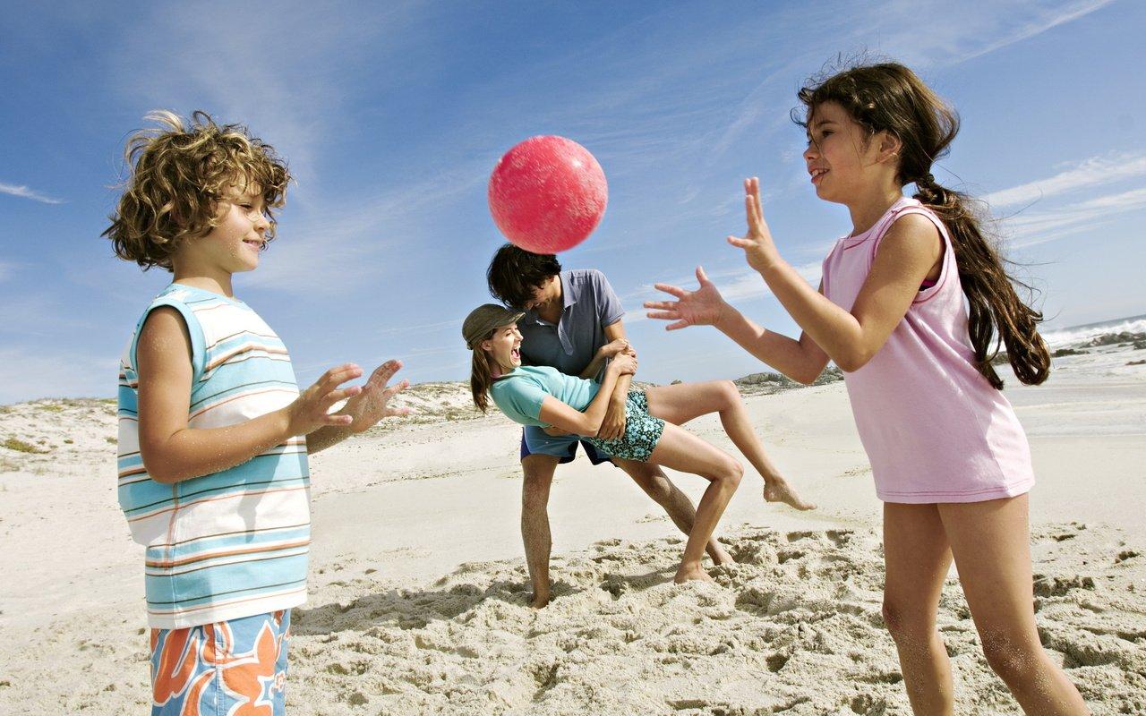 Игры делать пляжи