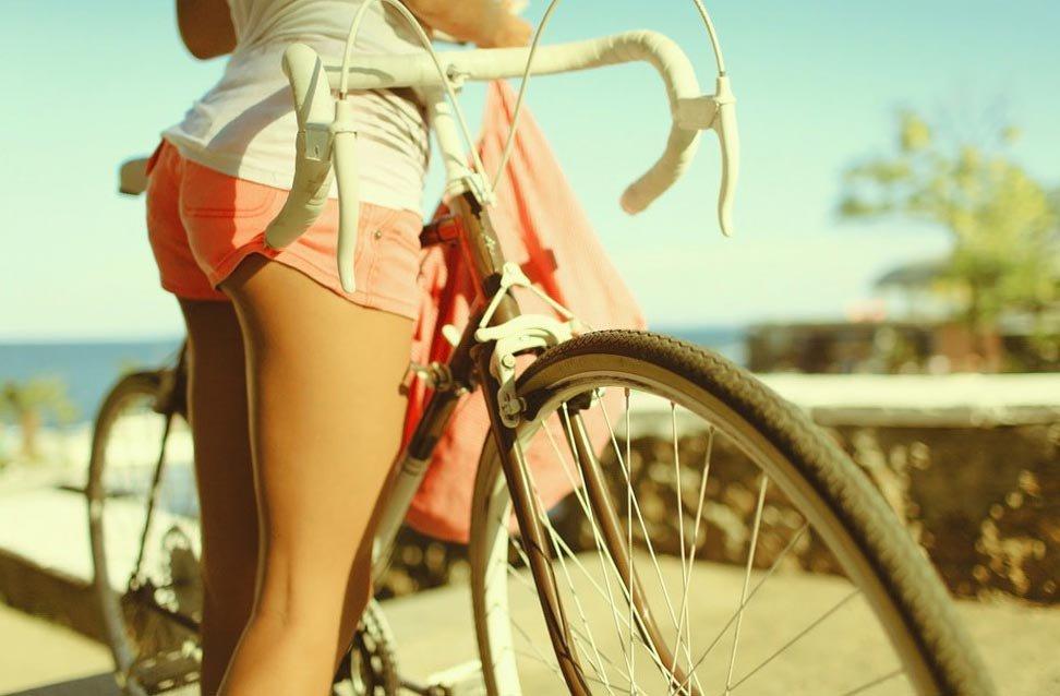 Секси велосипед