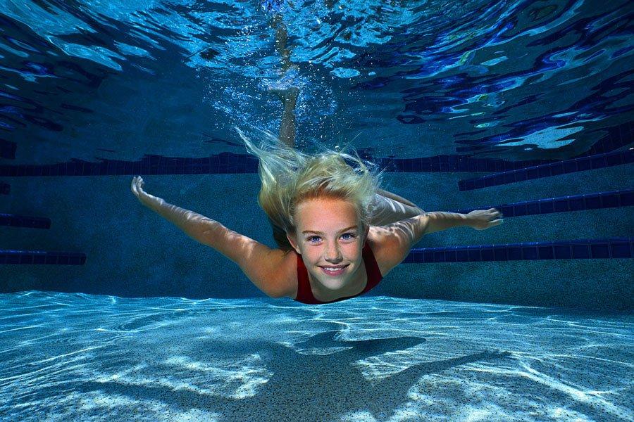 как нужно плавать в бассейне чтобы похудеть