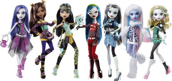 Все за и против покупки кукол Monster High